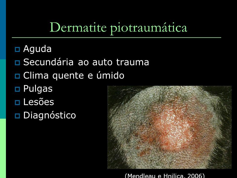Dermatite piotraumática