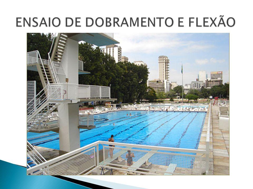 ENSAIO DE DOBRAMENTO E FLEXÃO