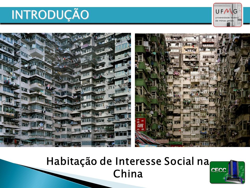 Habitação de Interesse Social na China
