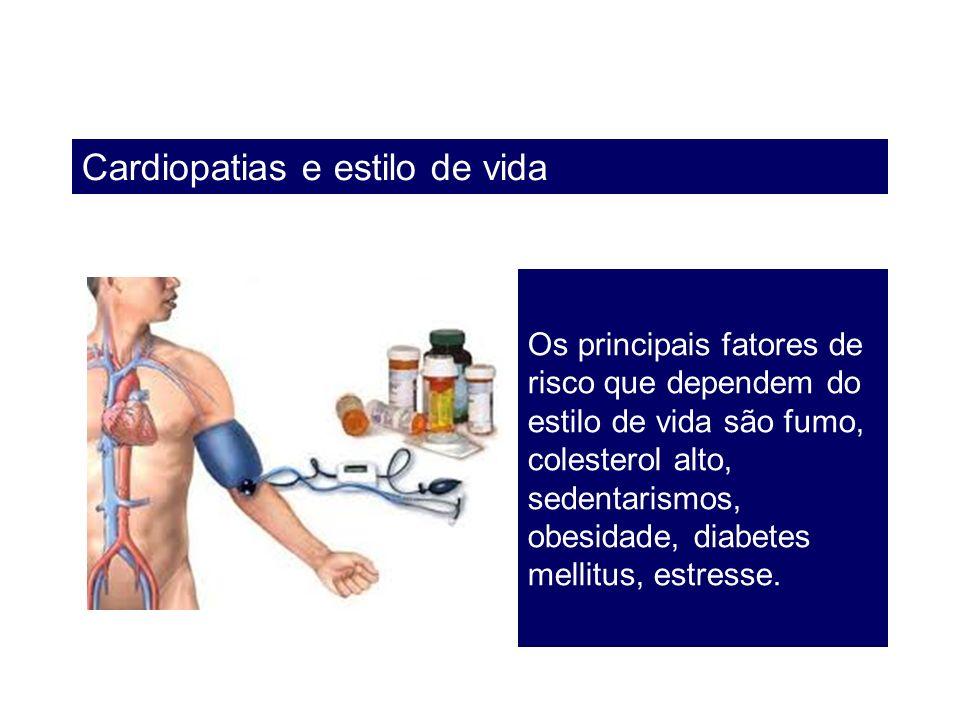 Cardiopatias e estilo de vida