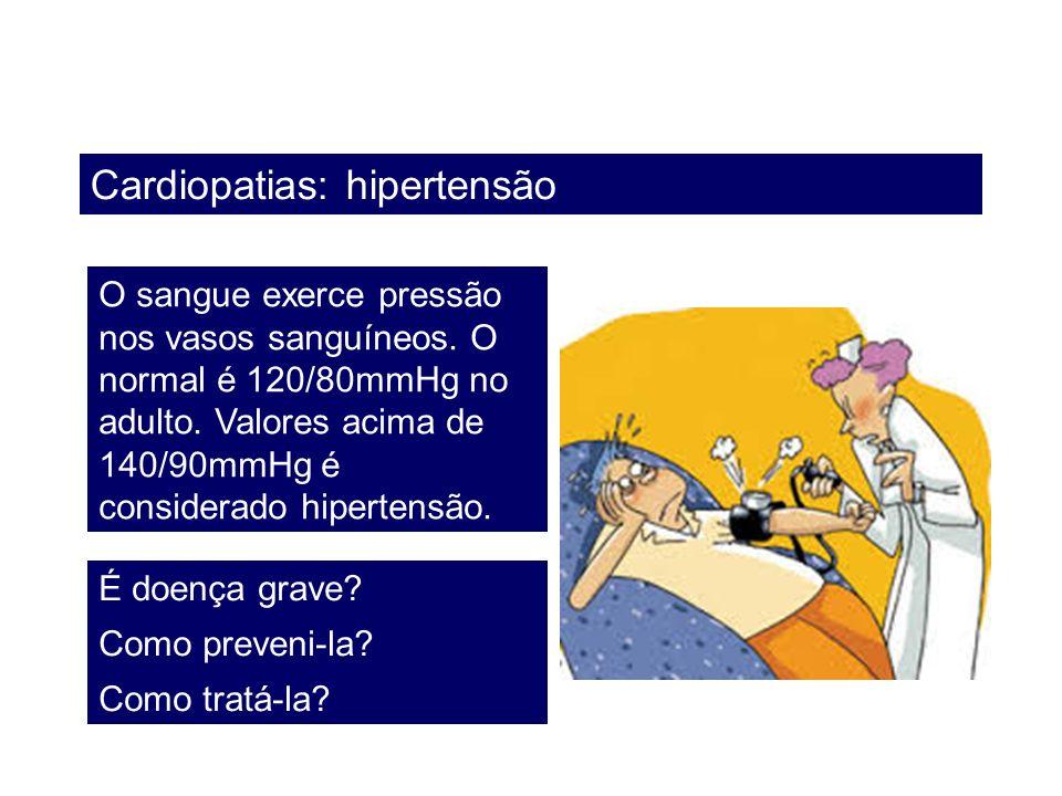 Cardiopatias: hipertensão