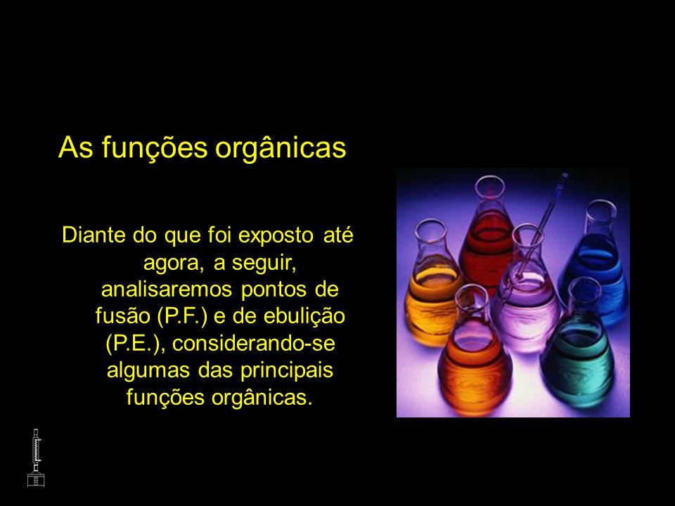 As funções orgânicas