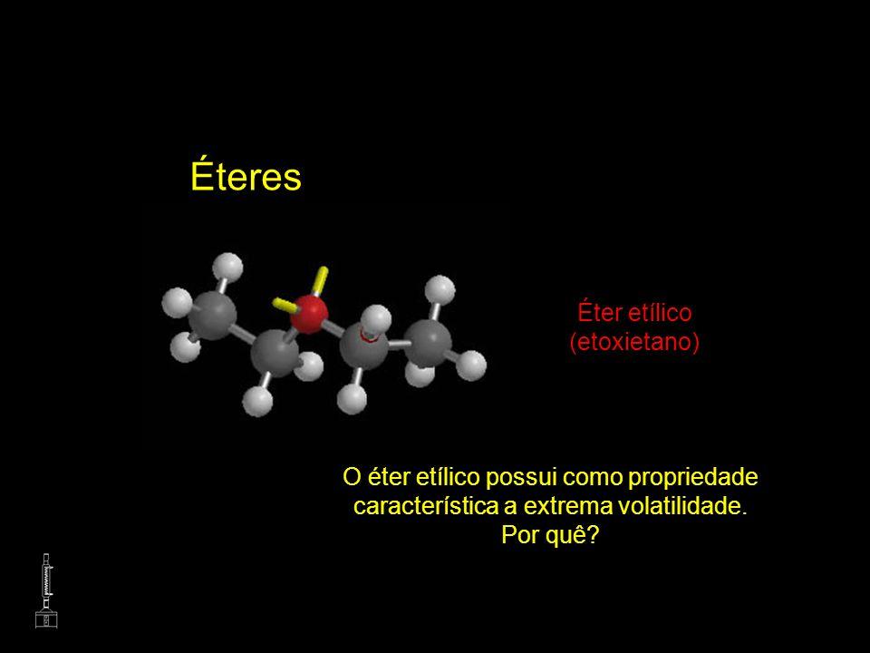 Éteres Éter etílico (etoxietano)