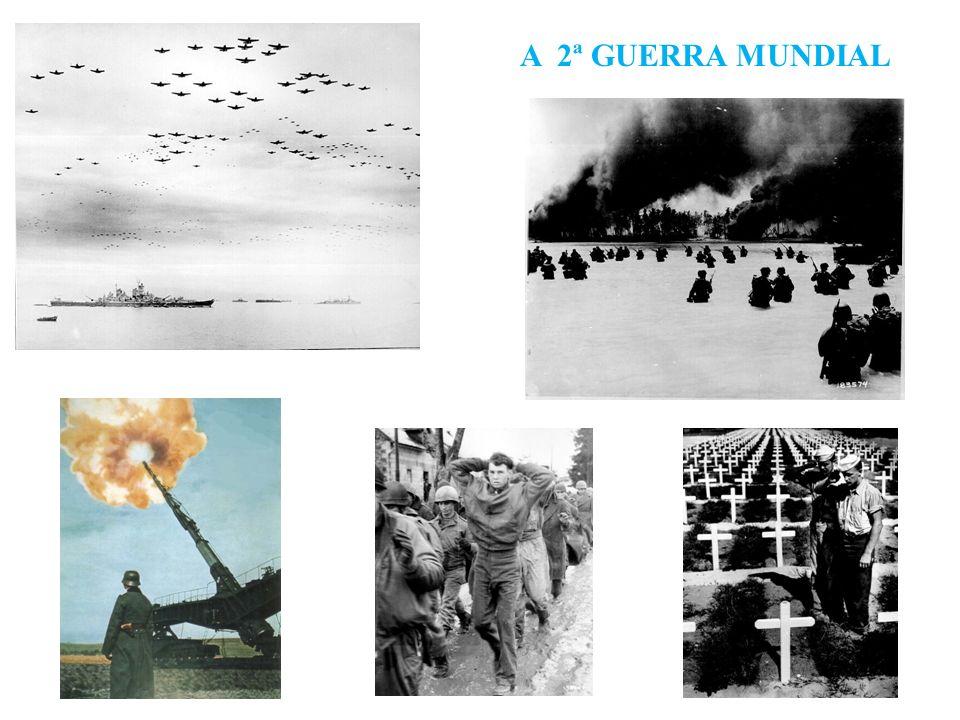 A 2ª GUERRA MUNDIAL