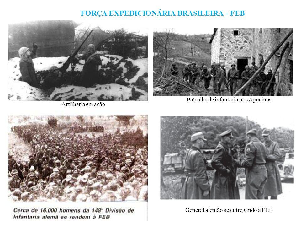FORÇA EXPEDICIONÁRIA BRASILEIRA - FEB