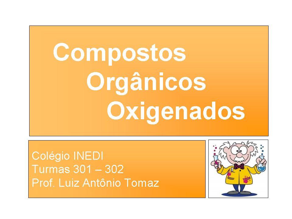 Compostos Orgânicos Oxigenados
