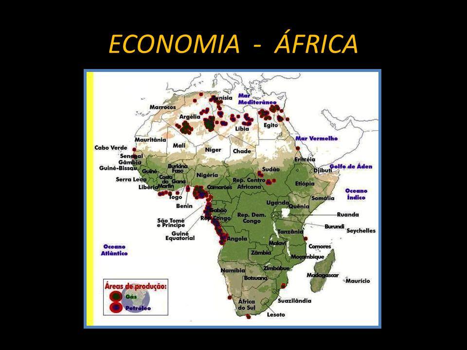 ECONOMIA - ÁFRICA