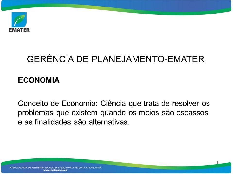 GERÊNCIA DE PLANEJAMENTO-EMATER