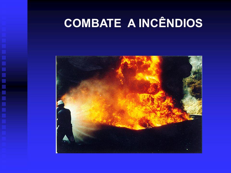 COMBATE A INCÊNDIOS S