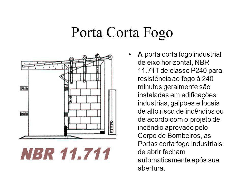Porta Corta Fogo