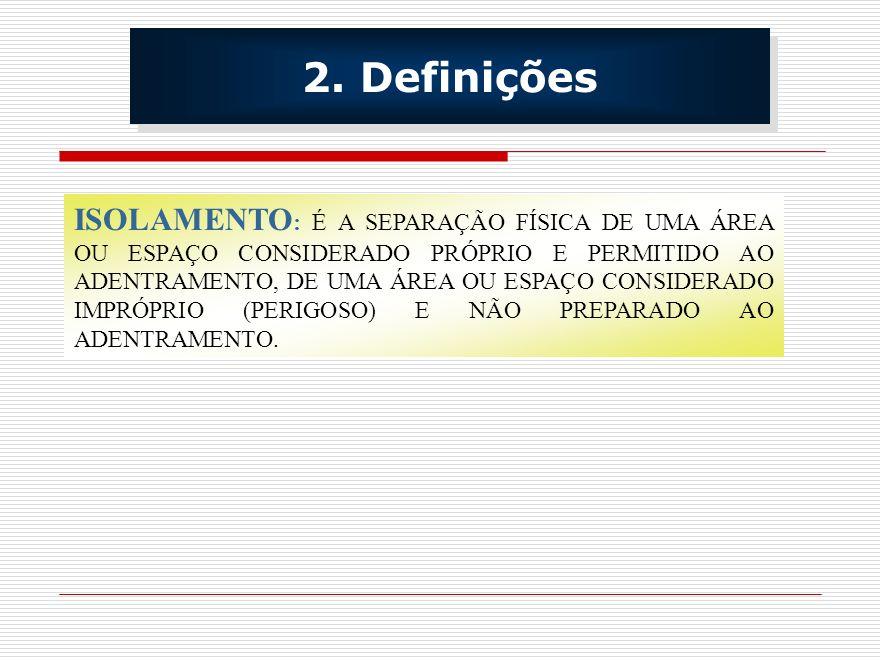 2. Definições