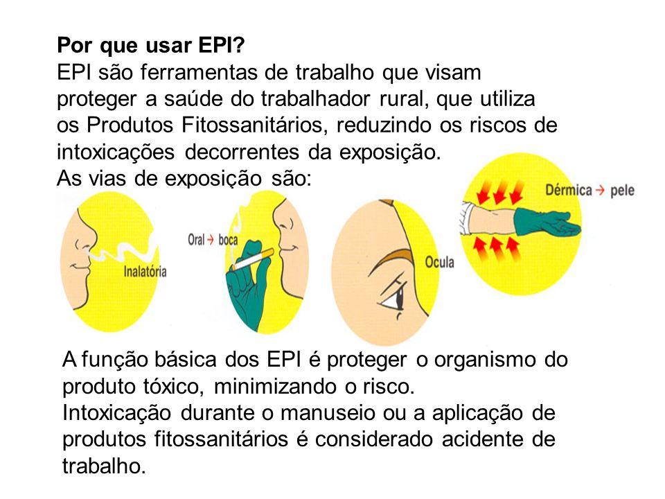 Por que usar EPI