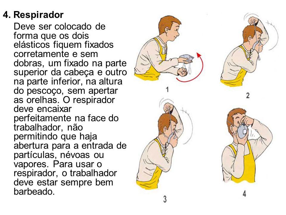 4. Respirador