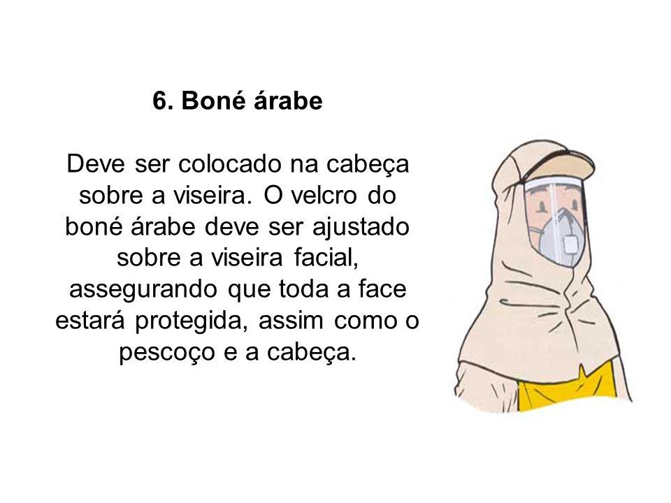 6. Boné árabe
