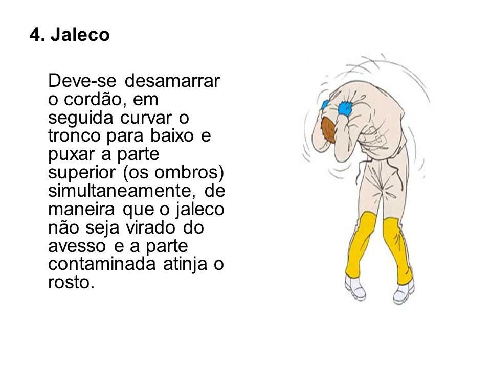 4. Jaleco