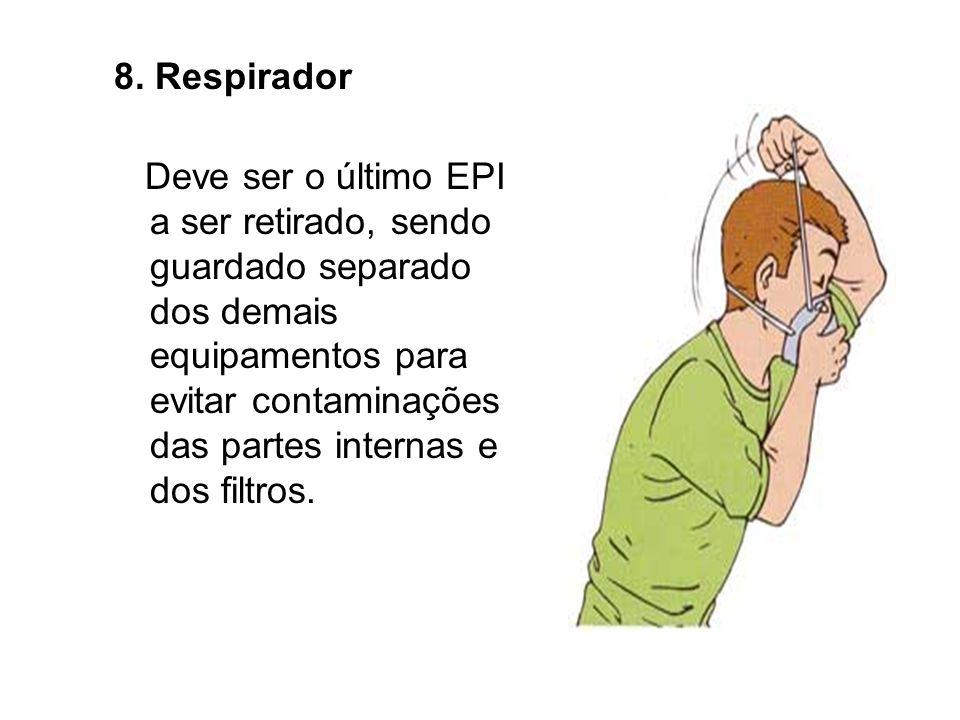 8. Respirador