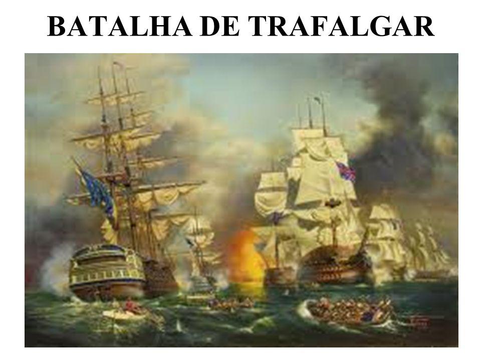 BATALHA DE TRAFALGAR