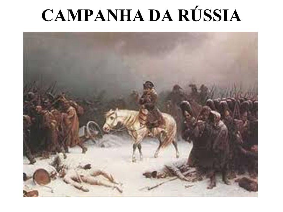 CAMPANHA DA RÚSSIA