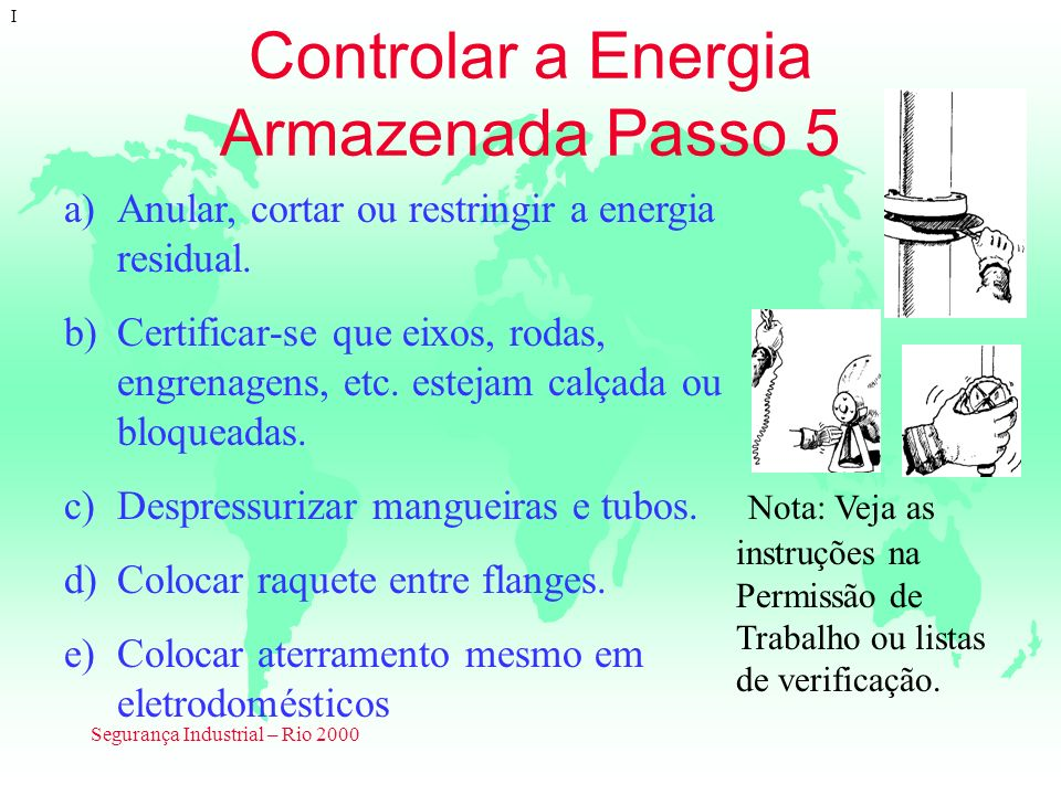 Controlar a Energia Armazenada Passo 5