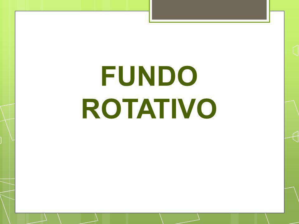 FUNDO ROTATIVO