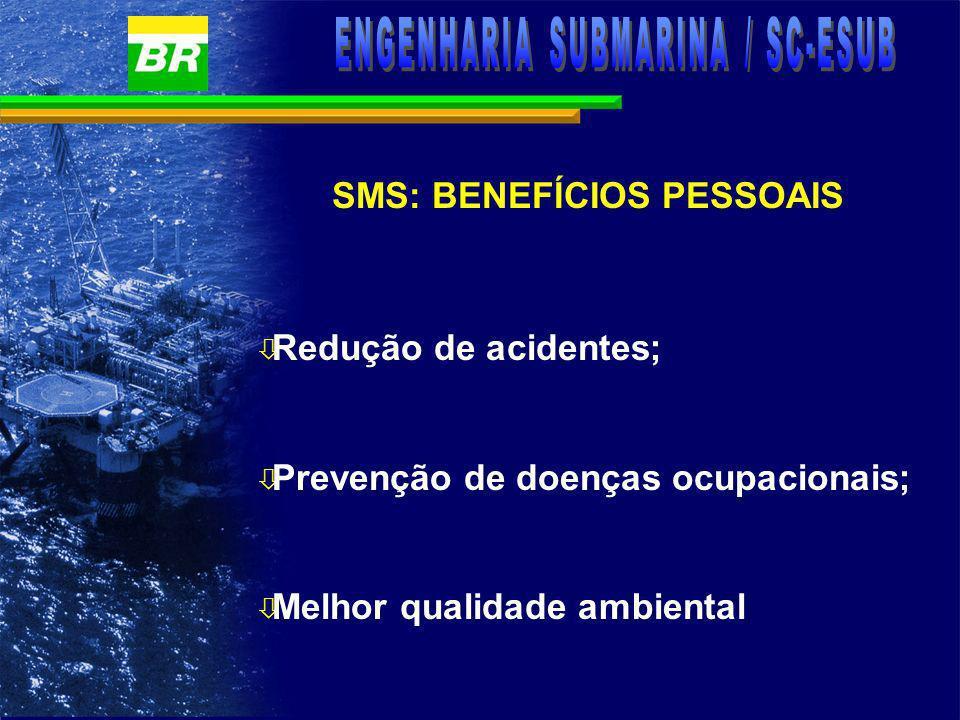 SMS: BENEFÍCIOS PESSOAIS