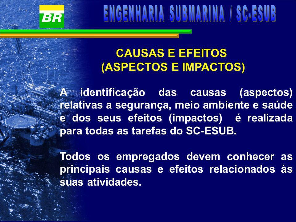 ENGENHARIA SUBMARINA / SC-ESUB