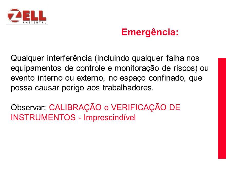 Emergência: