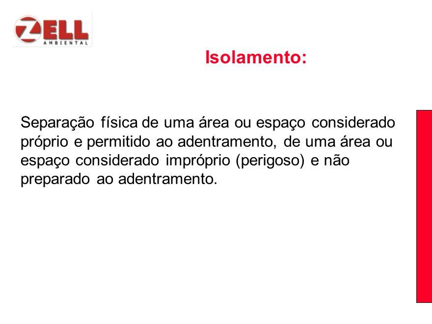 Isolamento:
