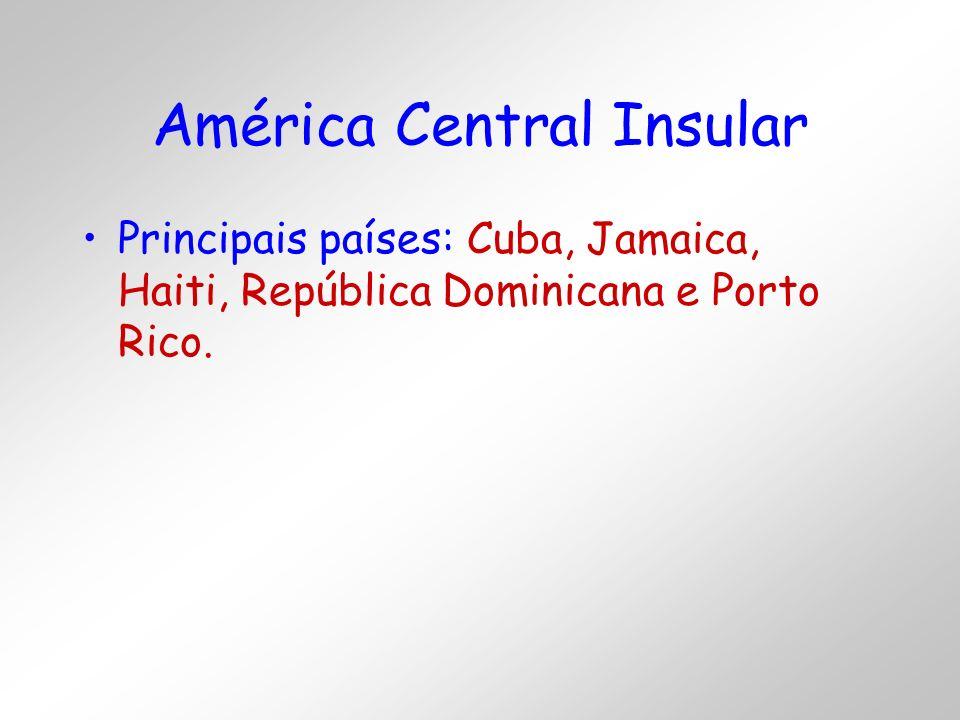 América Central Insular