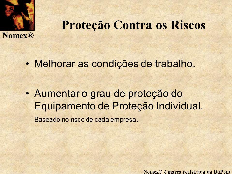 Proteção Contra os Riscos
