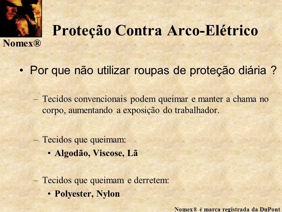 Proteção Contra Arco-Elétrico