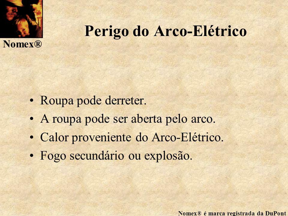 Perigo do Arco-Elétrico