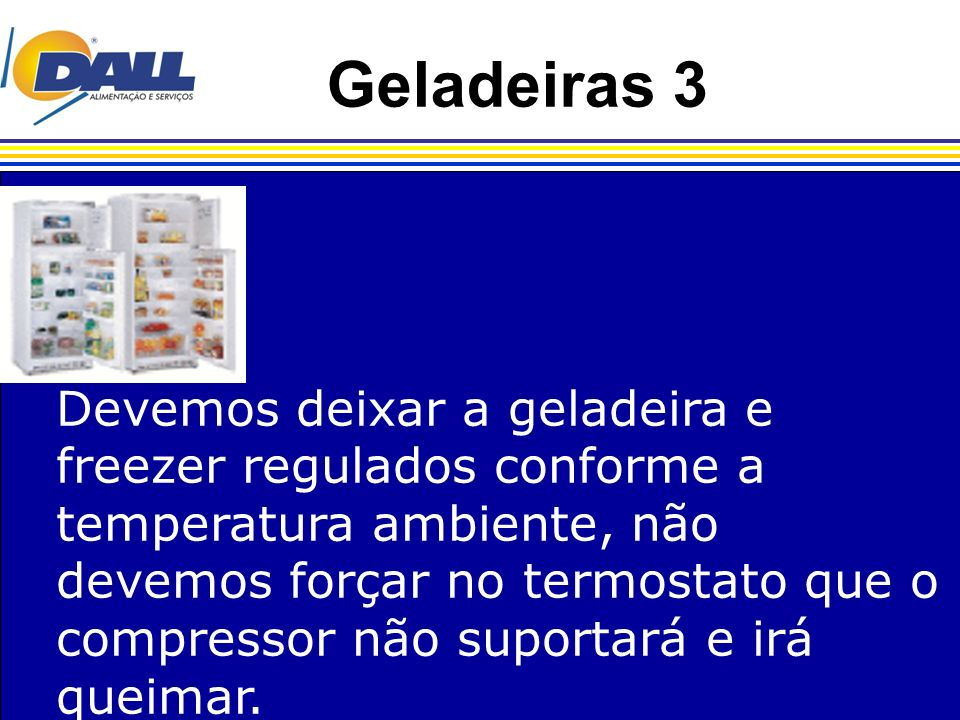 Geladeiras 3