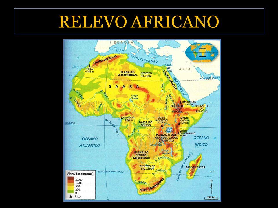 RELEVO AFRICANO