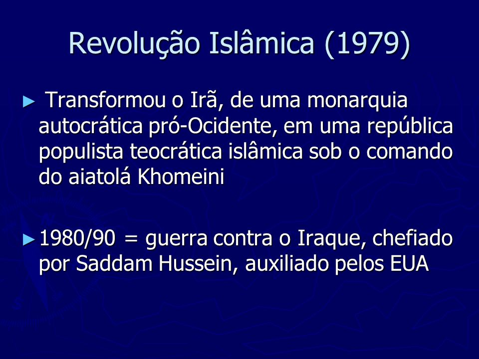 Revolução Islâmica (1979)