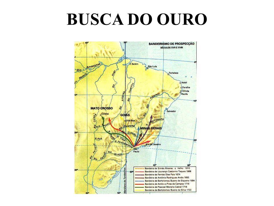 BUSCA DO OURO