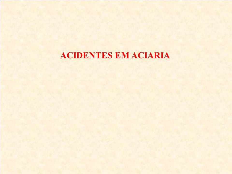 ACIDENTES EM ACIARIA