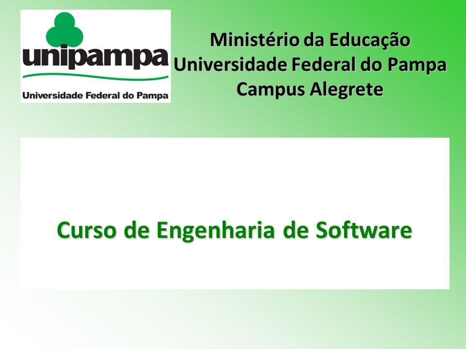 Ministério da Educação Universidade Federal do Pampa Campus Alegrete