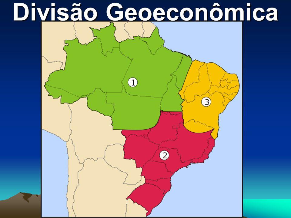 Divisão Geoeconômica