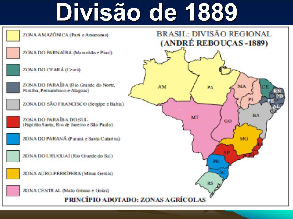 Divisão de 1889