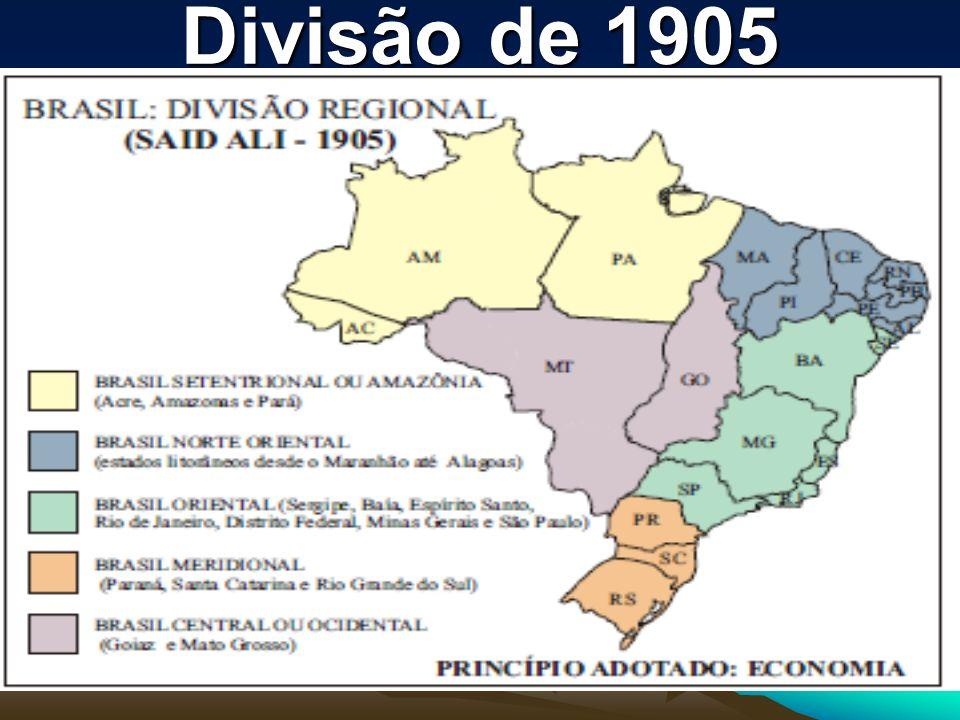 Divisão de 1905