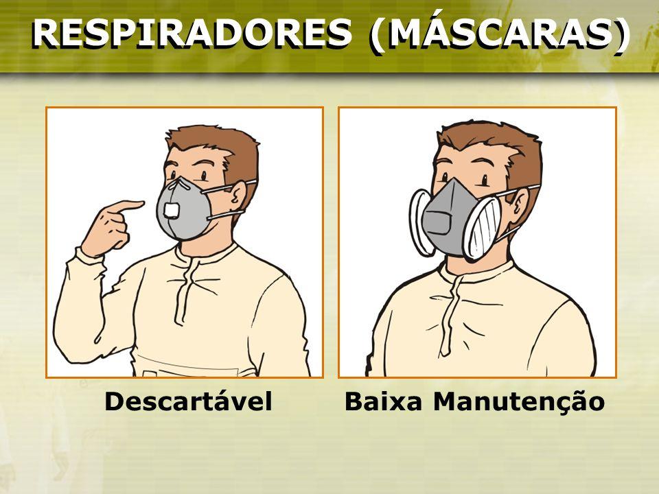 RESPIRADORES (MÁSCARAS)