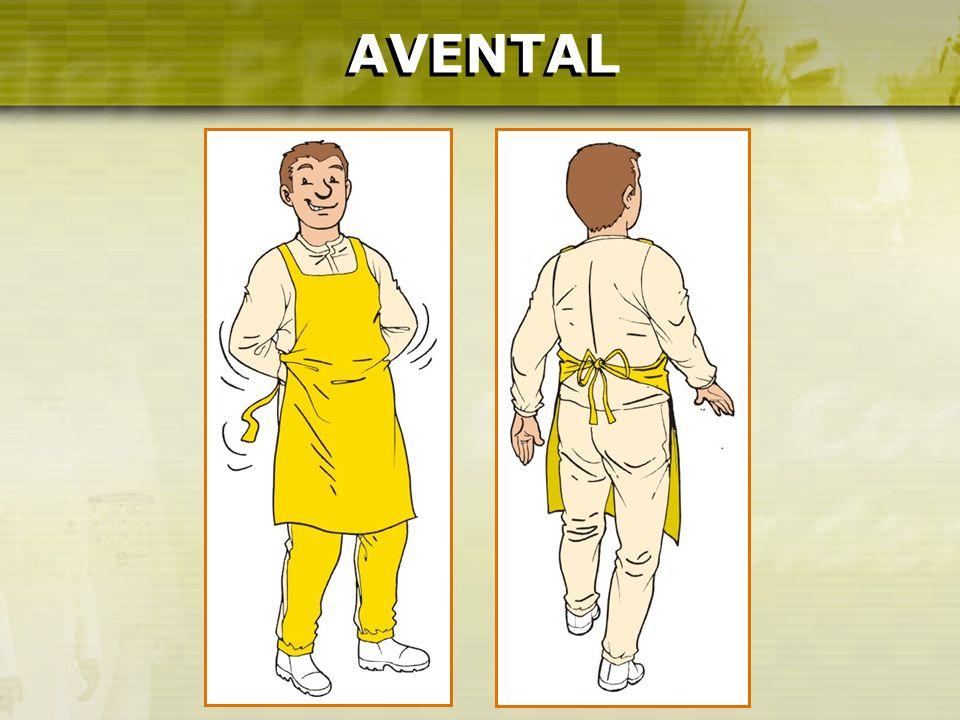 AVENTAL AVENTAL