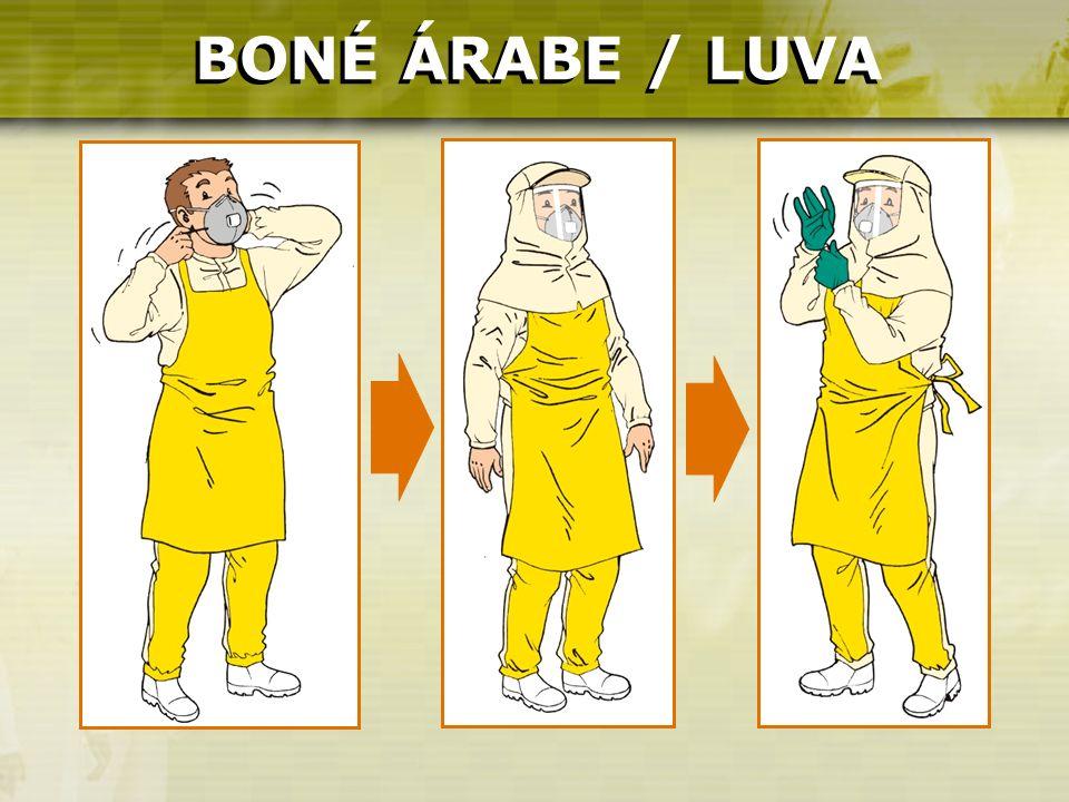 BONÉ ÁRABE / LUVA BONÉ ÁRABE / LUVA