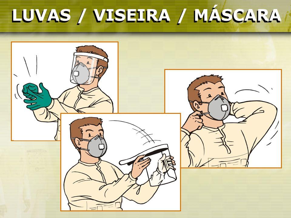 LUVAS / VISEIRA / MÁSCARA LUVAS / VISEIRA / MÁSCARA