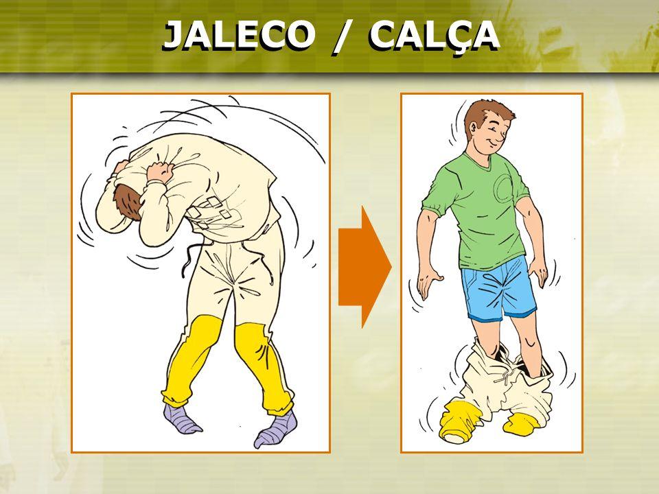 JALECO / CALÇA JALECO / CALÇA