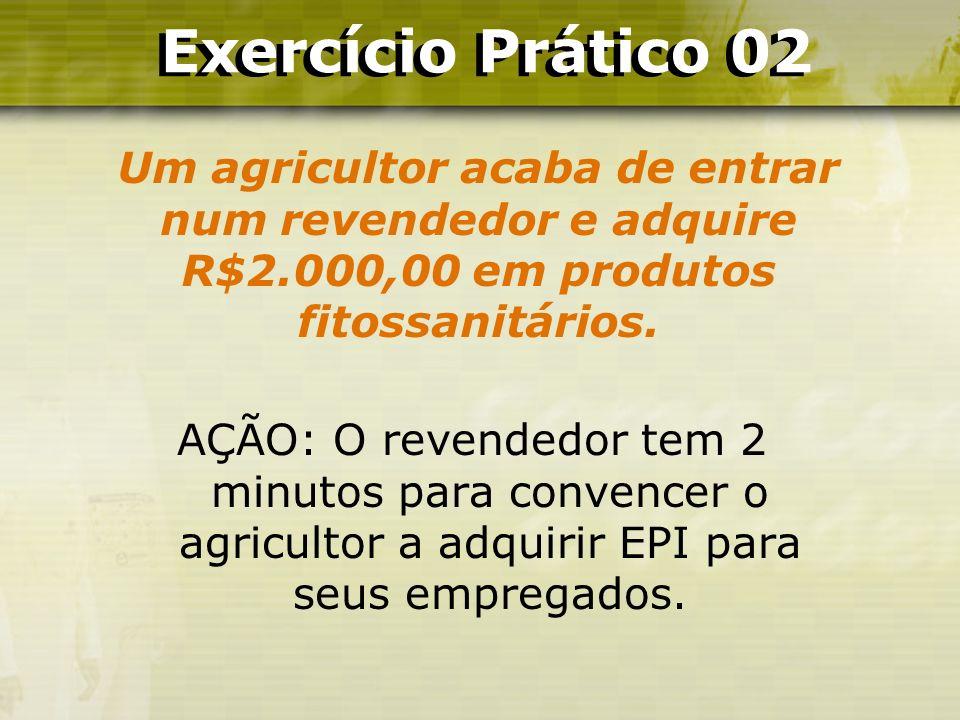 Exercício Prático 02 Exercício Prático 02