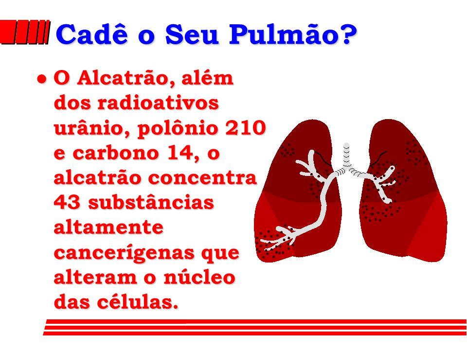 Cadê o Seu Pulmão