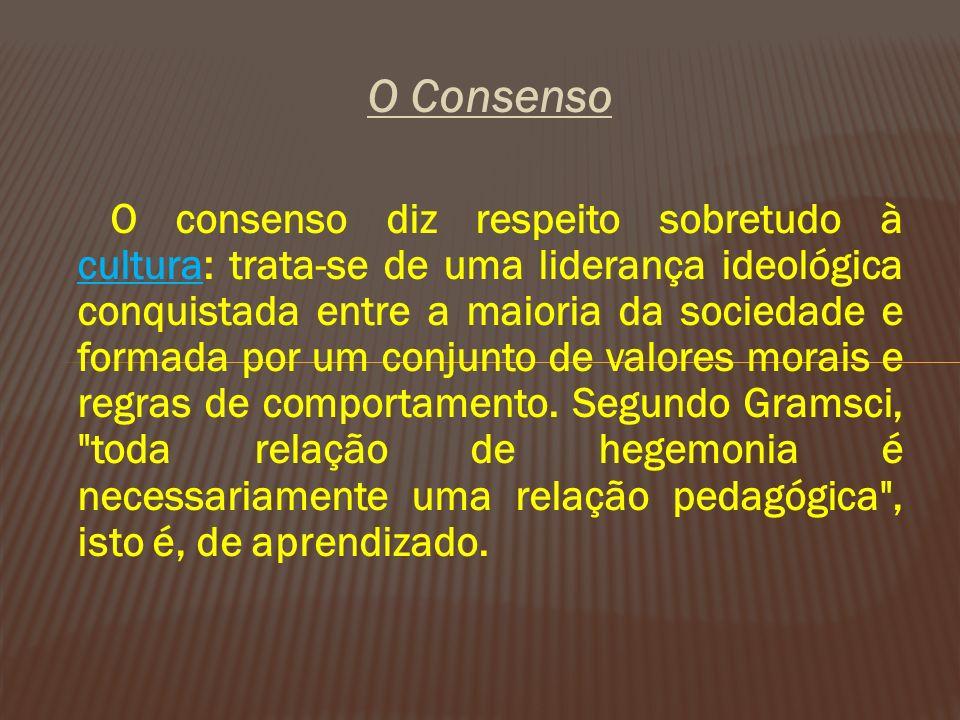 O Consenso