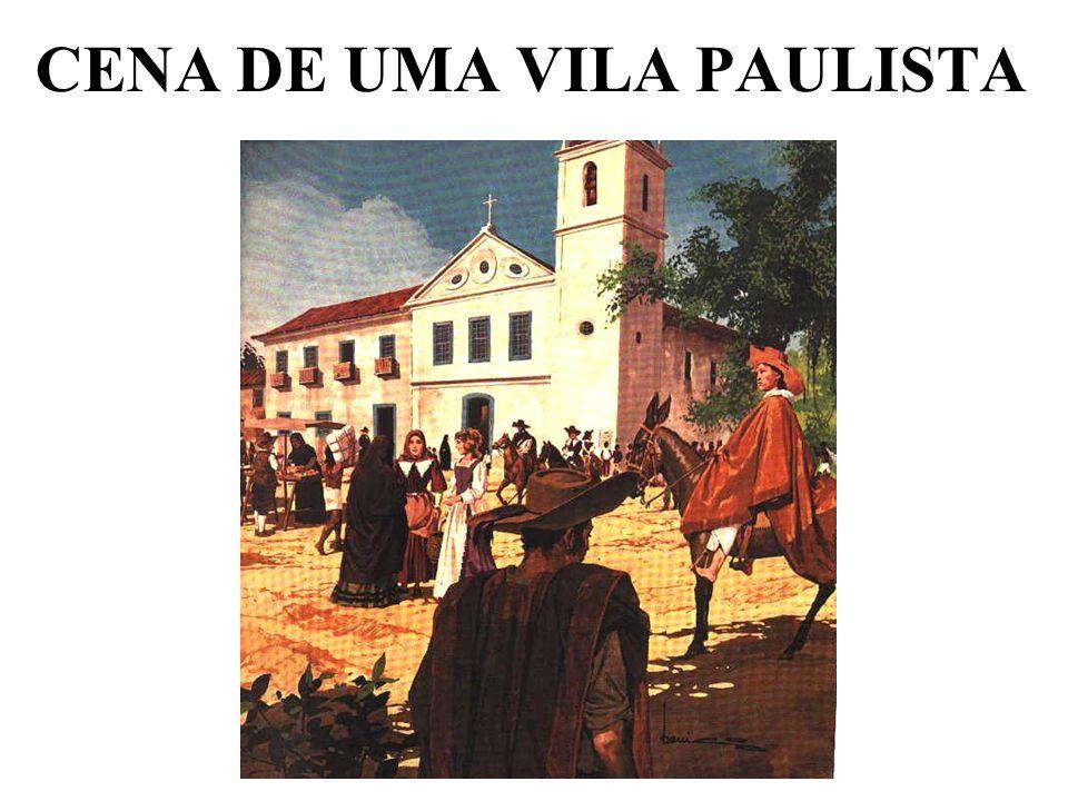 CENA DE UMA VILA PAULISTA